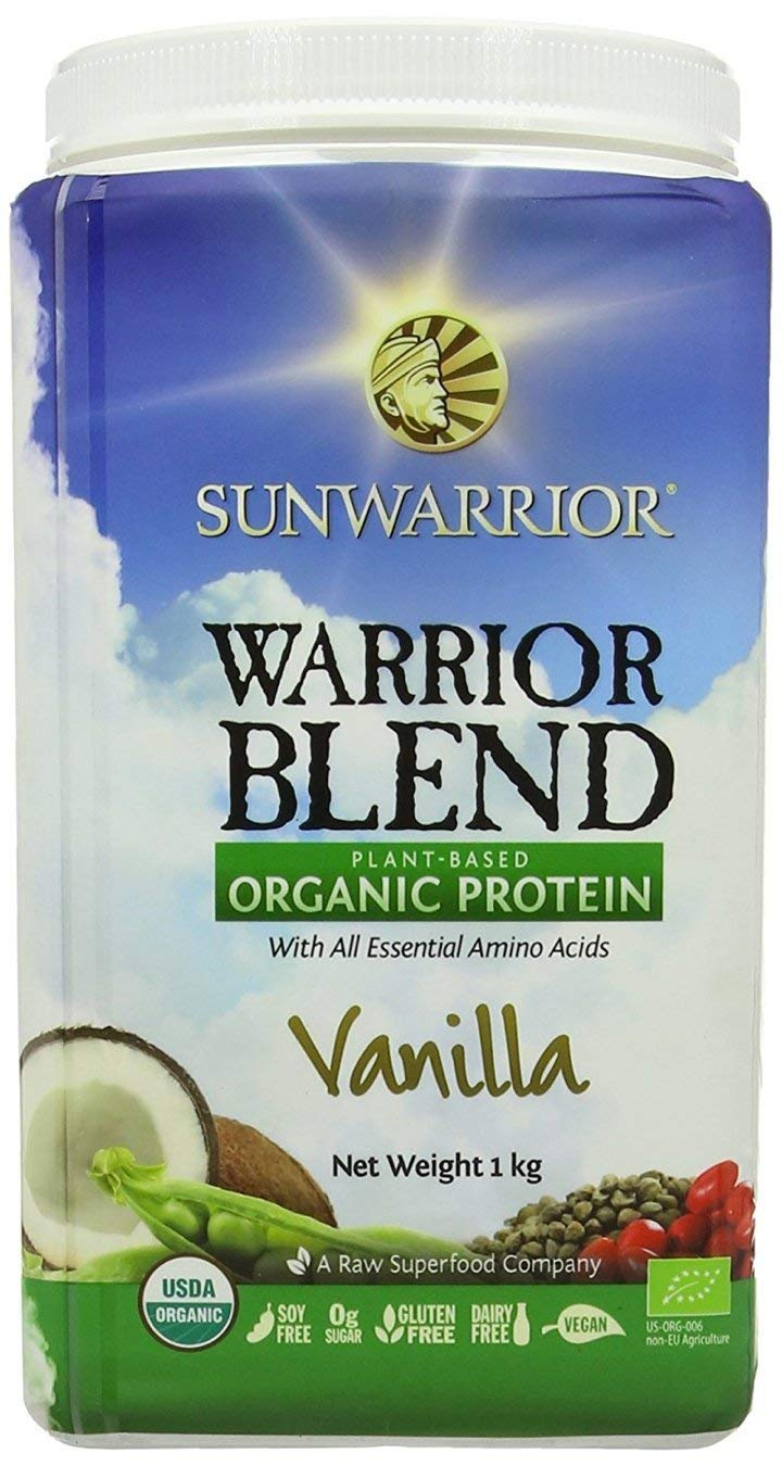 Sunwarrior Protein Powder